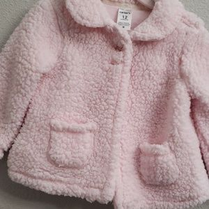 Carter's baby girl jacket